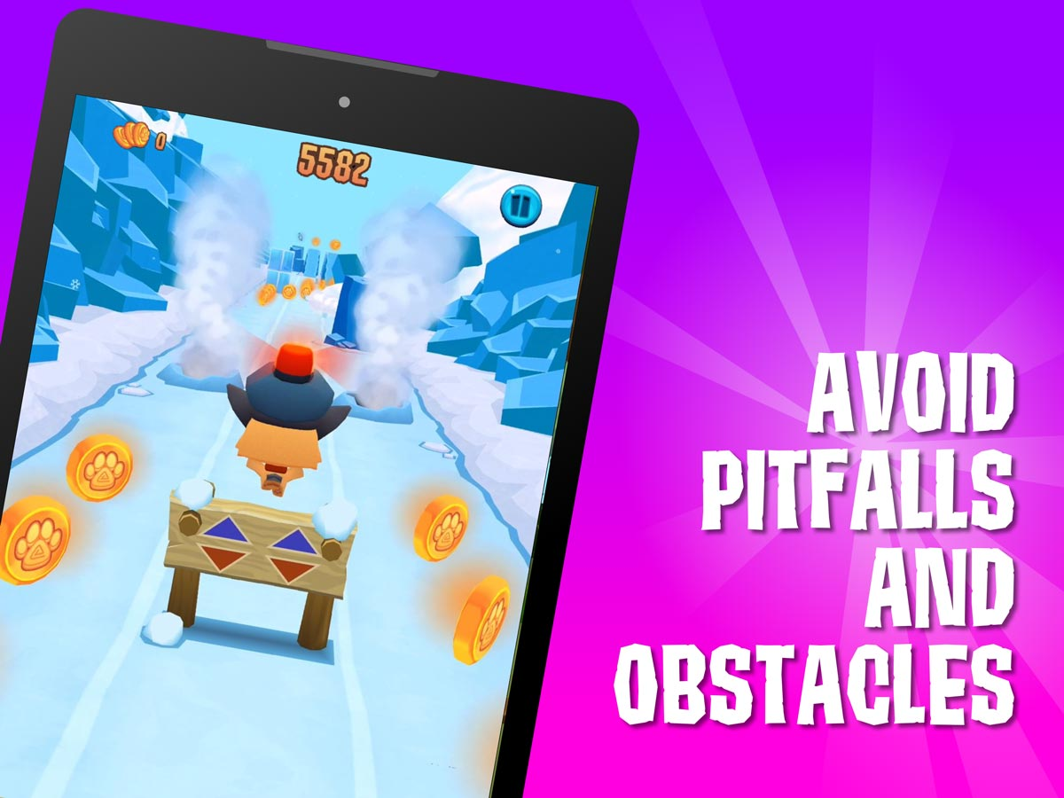 screenshot avoid obstacles